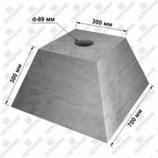 Фундамент  Ф-2-7