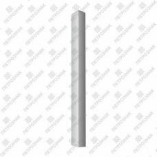 """Столб пешеходного ограждения ПО-1 """"КРЕСТ"""" СП-1.5L"""