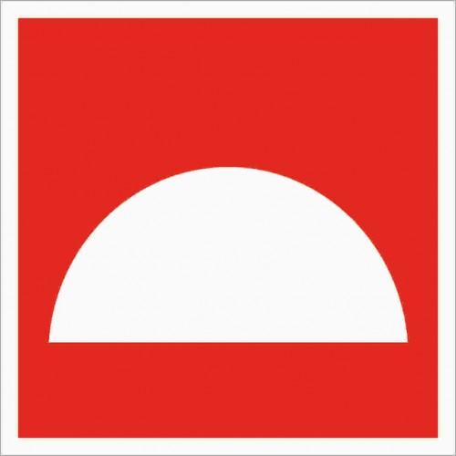 Знак Фотолюминесцентный F06, ГОСТ