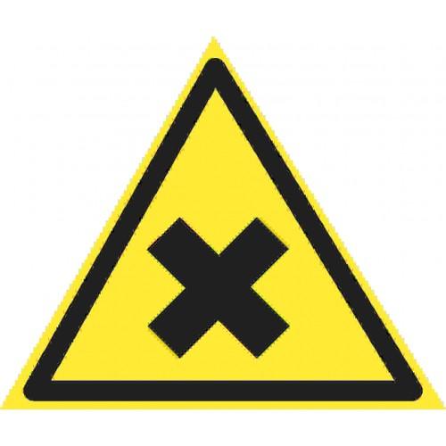 Знак фотолюминесцентный W18, ГОСТ