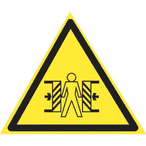 Знак фотолюминесцентный W23, ГОСТ