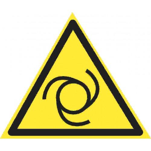 Знак фотолюминесцентный W25, ГОСТ