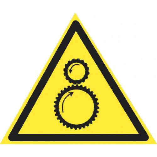 Знак фотолюминесцентный W29, ГОСТ