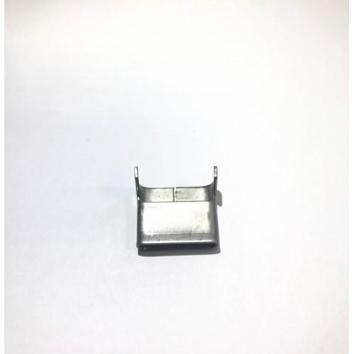 Скрепа для ленты НС-20-L (без зубьев, C304,уп.100шт)