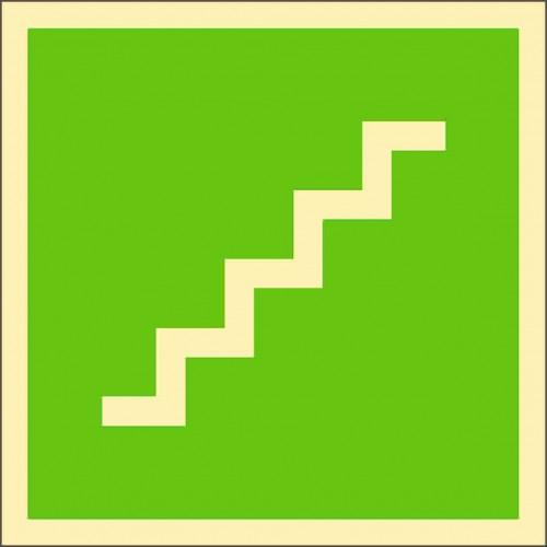 Знак ИМО Лестница