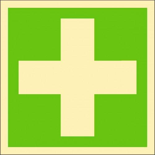 Знак ИМО Медицинская аптечка